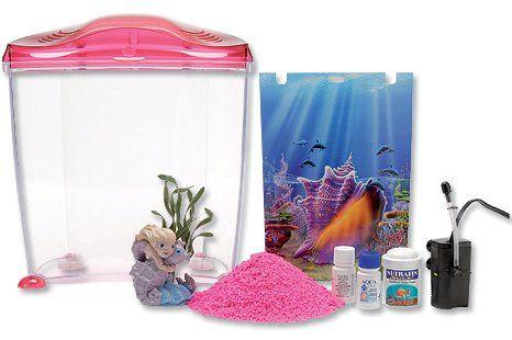 Hagen Aquarium set Marina Mermaid 10 l