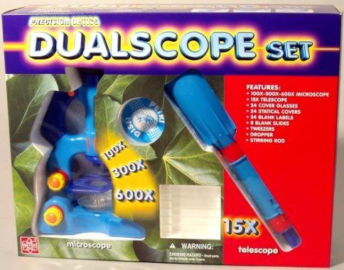 Mac Toys Mikroskop a teleskop 2 v 1