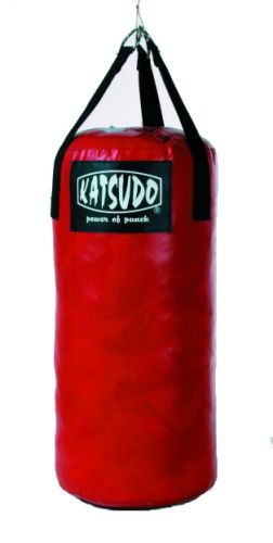 Katsudo Box pytel 120 červený