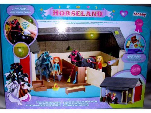 Alltoys Horseland elektronická stáj