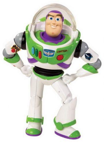 Mattel Toy Story mluvící postavička - Buzz