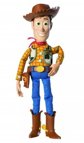 Mattel Toy Story 3 Woody