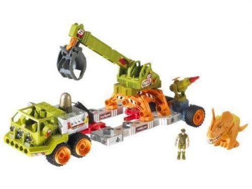 Mattel Matchbox - Mega Rig Dino