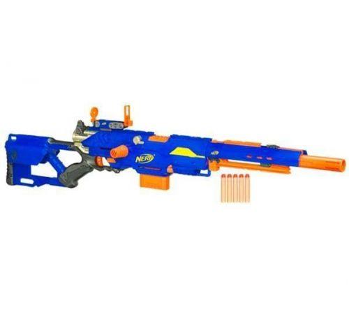 HASBRO NERF Puška - nová verze