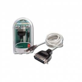 DIGITUS USB to IEEE 1284 , 1,8m