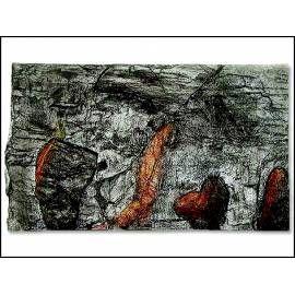 AQUAEL Pozadí akvarijní 60 x 30 cm (851-0328)