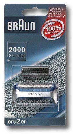 Combi pack Braun 2000 SmartCruzer (5733762) cena od 24,75 €