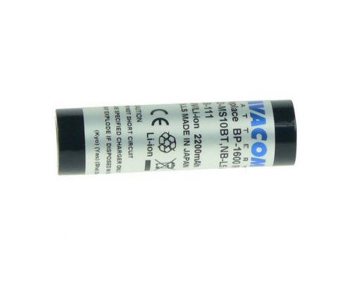Avacom AKU Kyocera BP-1600R Li-ion 3.6V 2200mAh cena od 0,00 €