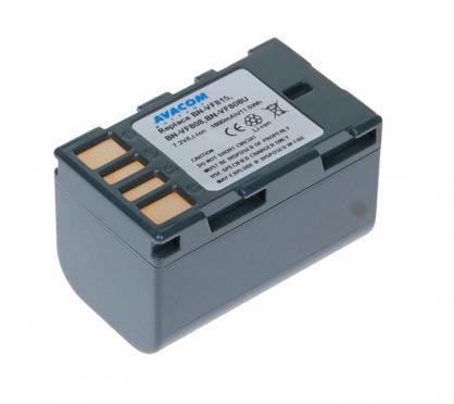 Avacom AKU JVC BN-VF808, VF815, VF823 Li-ion 7.2V 1600mAh 11.5Wh