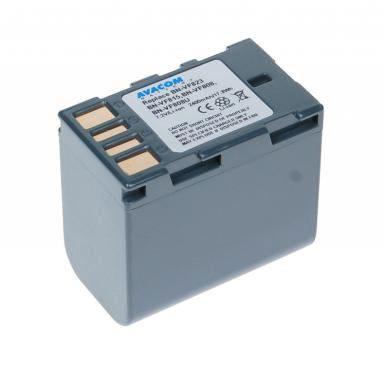 Avacom AKU JVC BN-VF808, VF815, VF823 Li-ion 7.2V 2400mAh 17.3Wh