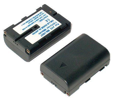 Avacom AKU JVC BN-V607 Li-ion 7.2V 850mAh cena od 0,00 €
