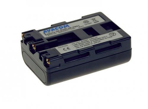Avacom AKU Sony NP-FM50, FM51 Li-ion 7.2V 1620mAh 11.7Wh  cena od 0,00 €