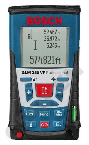 BOSCH GLM 250 VF Professional cena od 269,90 €