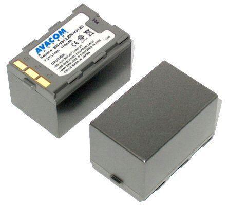 Avacom AKU JVC BN-V312, BN-V312U Li-ion 7.2V 1700mAh cena od 0,00 €