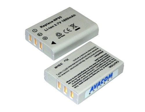 Avacom AKU Fujifilm NP-95 Li-ion 3.7V 1800mAh cena od 0,00 €