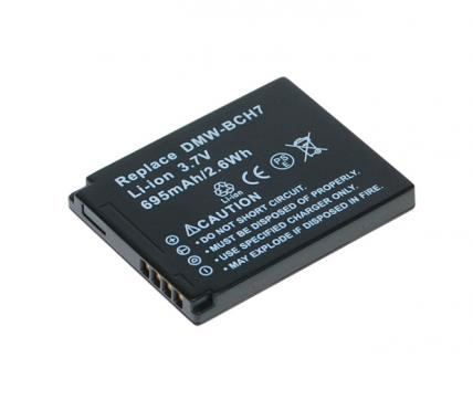 Avacom AKU Panasonic DMW-BCH7, BCH7E Li-ion 3.6V 695mAh 2Wh cena od 0,00 €