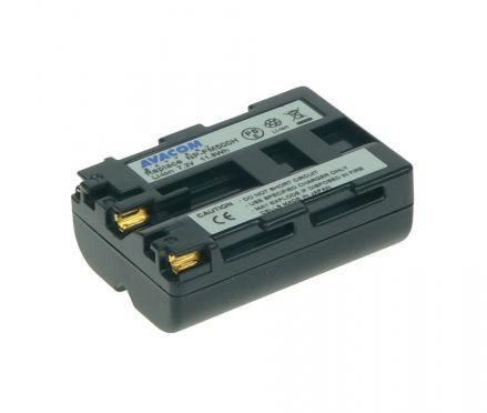 Avacom AKU Sony NP-FM500H Li-ion 7.4V 1650 mAh 11.8Wh cena od 28,53 €