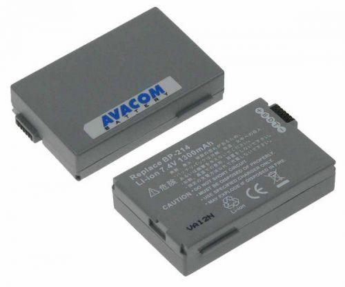 Avacom AKU Canon BP-214 Li-ion 7.4 V 1300mAh cena od 0,00 €