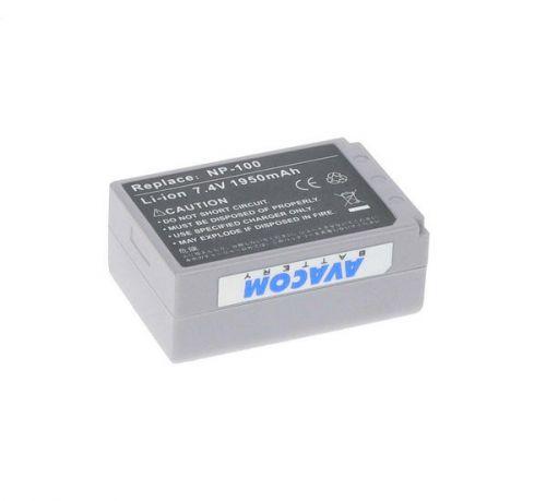 Avacom AKU Casio NP-100 Li-ion 7.4V 1950mAh cena od 0,00 €