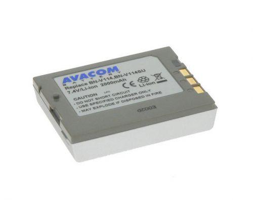 Avacom AKU JVC BN-V114 Li-ion 7.4V 2000mAh cena od 0,00 €