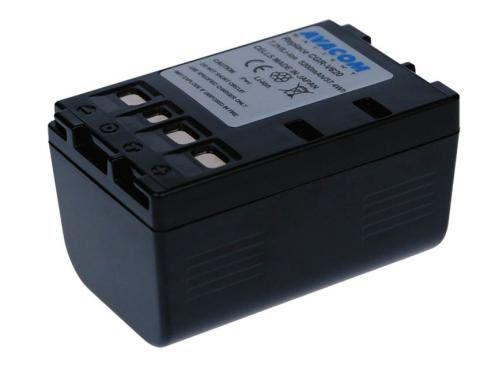 Avacom AKU Panasonic CGR-V620, CGR-V26S Li-ion 7.2V 5200mAh 37.4Wh cena od 0,00 €