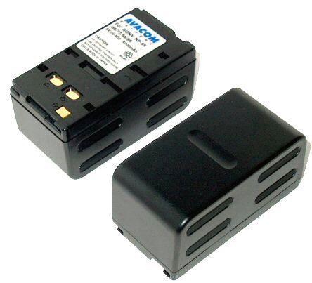 Avacom AKU Sony NP-55/66/77 Ni-Mh 6V 4200mAh cena od 0,00 €