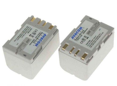 Avacom AKU JVC BN-V416 Li-ion 7.2V 2200mAh  cena od 0,00 €