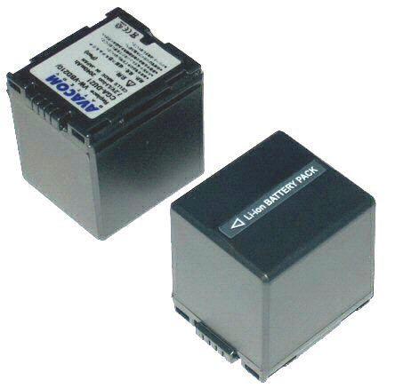 Avacom AKU Panasonic CGA-DU21/CGR-DU21/ VW-VBD21 Li-ion 7.2V 2250mAh