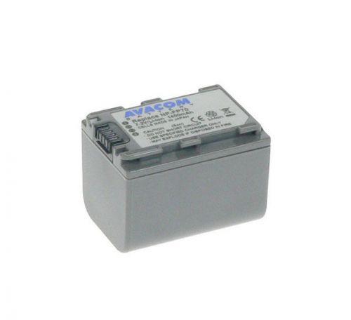 Avacom AKU Sony NP-FP70 Li-ion 7.2V 1400mAh cena od 0,00 €
