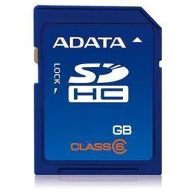 A-DATA SecureDigital Card 4GB ASs6 cena od 0,00 €