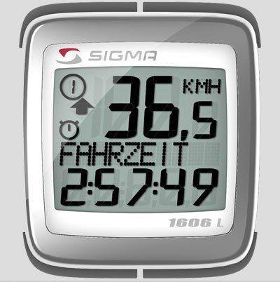 Sigma Computer Topline BC 1606L