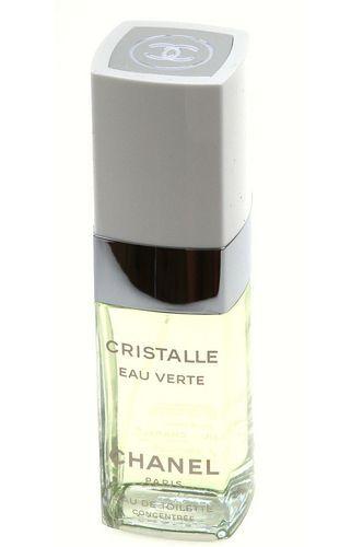 Chanel Cristalle Eau Verte EDT 100ml Tester pre ženy