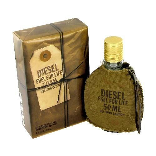 Diesel Fuel for life 125ml cena od 0,00 €