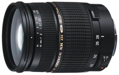 Tamron AF SP 28-75mm F/2.8 Di XR LD (IF) Macro pro Nikon