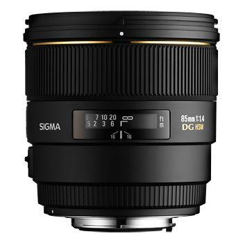 Sigma 85mm F1.4 EX DG HSM Sony