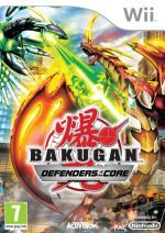 ACTIVISION Nintendo Wii - Bakugan 2: Defenders Of The Core