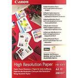 Canon HR-101 high resolution paper A4