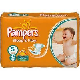 Pampers Sleep&Play 5 Junior - 42 ks