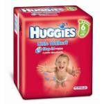 Huggies Little Walkers 6 - 18 ks