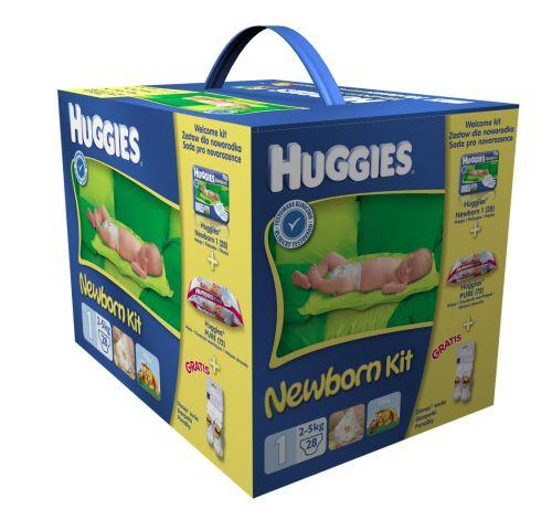 Huggies Newborn Starter Kit