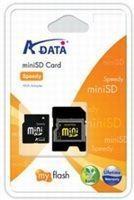 A-DATA Mini SecureDigital (SD) Card 1GB Speedy cena od 0,00 €