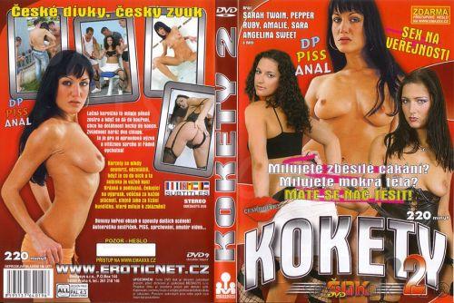 MEDIASYS Šok DVD 2006/4 Kokety 2
