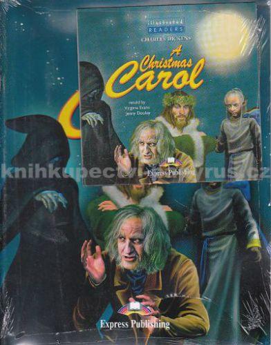 A Christmas Carol+CD - Charles Dickens cena od 0,00 €