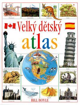 CESTY Velký dětský atlas cena od 0,00 €