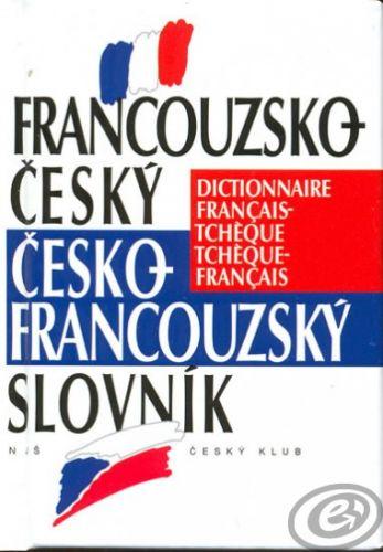 Český klub Francouzsko-český, česko-francouzský slovník cena od 0,00 €