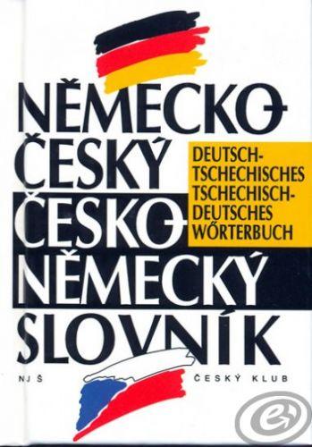 Český klub Německo-český, česko-německý slovník cena od 0,00 €