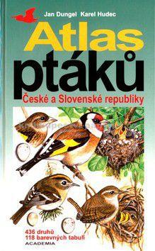 Academia Atlas ptáků České a Slovenské republiky (Karel Hudec) cena od 0,00 €