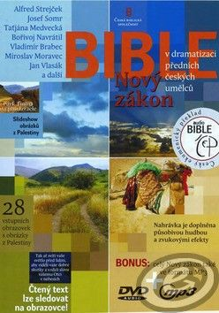 Česká biblická společnost Bible Nový zákon cena od 0,00 €