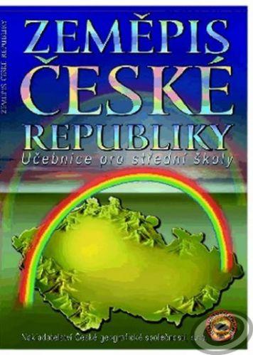 Česká geografická společnost Zeměpis České republiky cena od 0,00 €