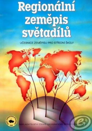 Česká geografická společnost Regionální zeměpis světadílů cena od 0,00 €